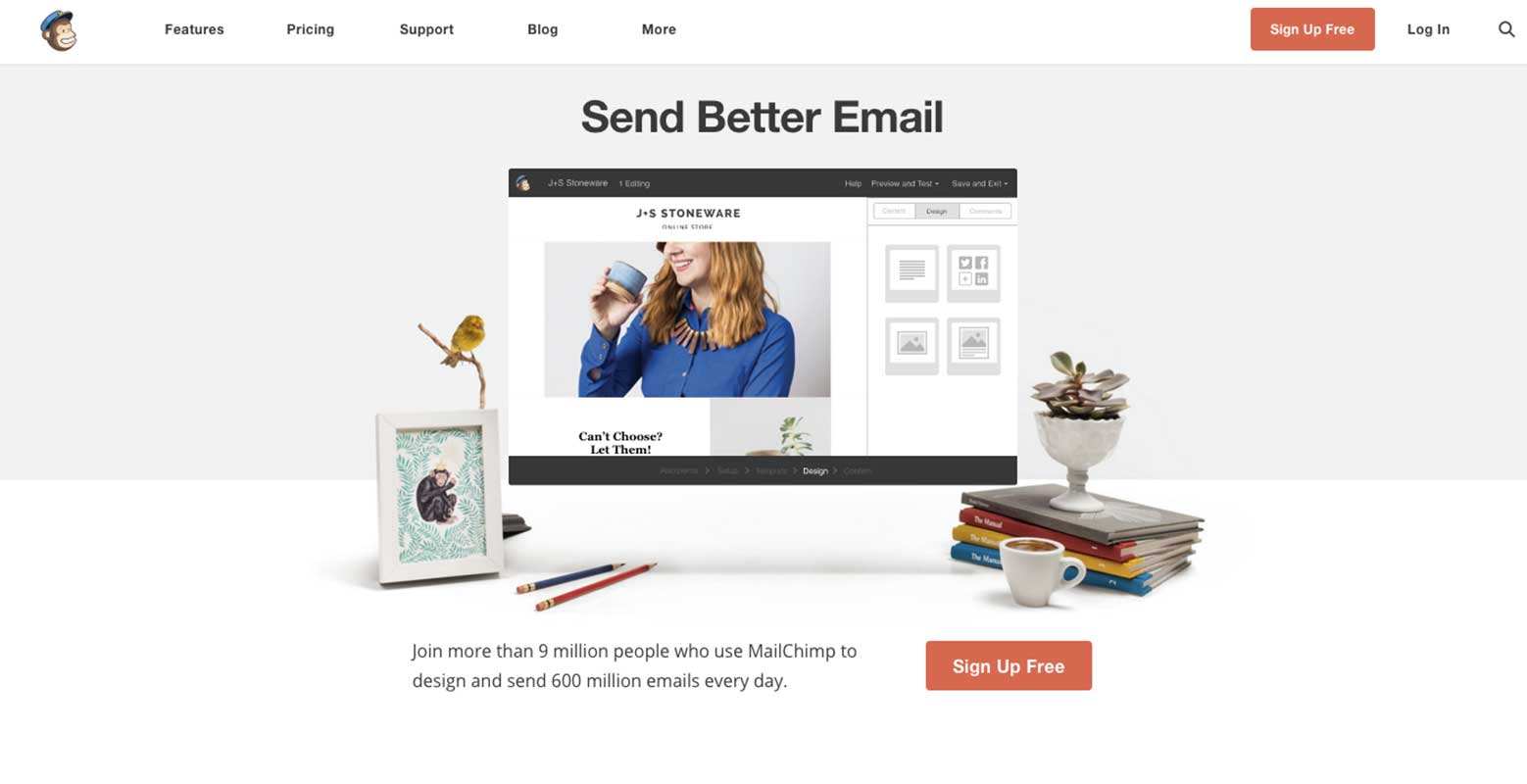 How MailChimp achieved big numbers with a unique content marketing strategy