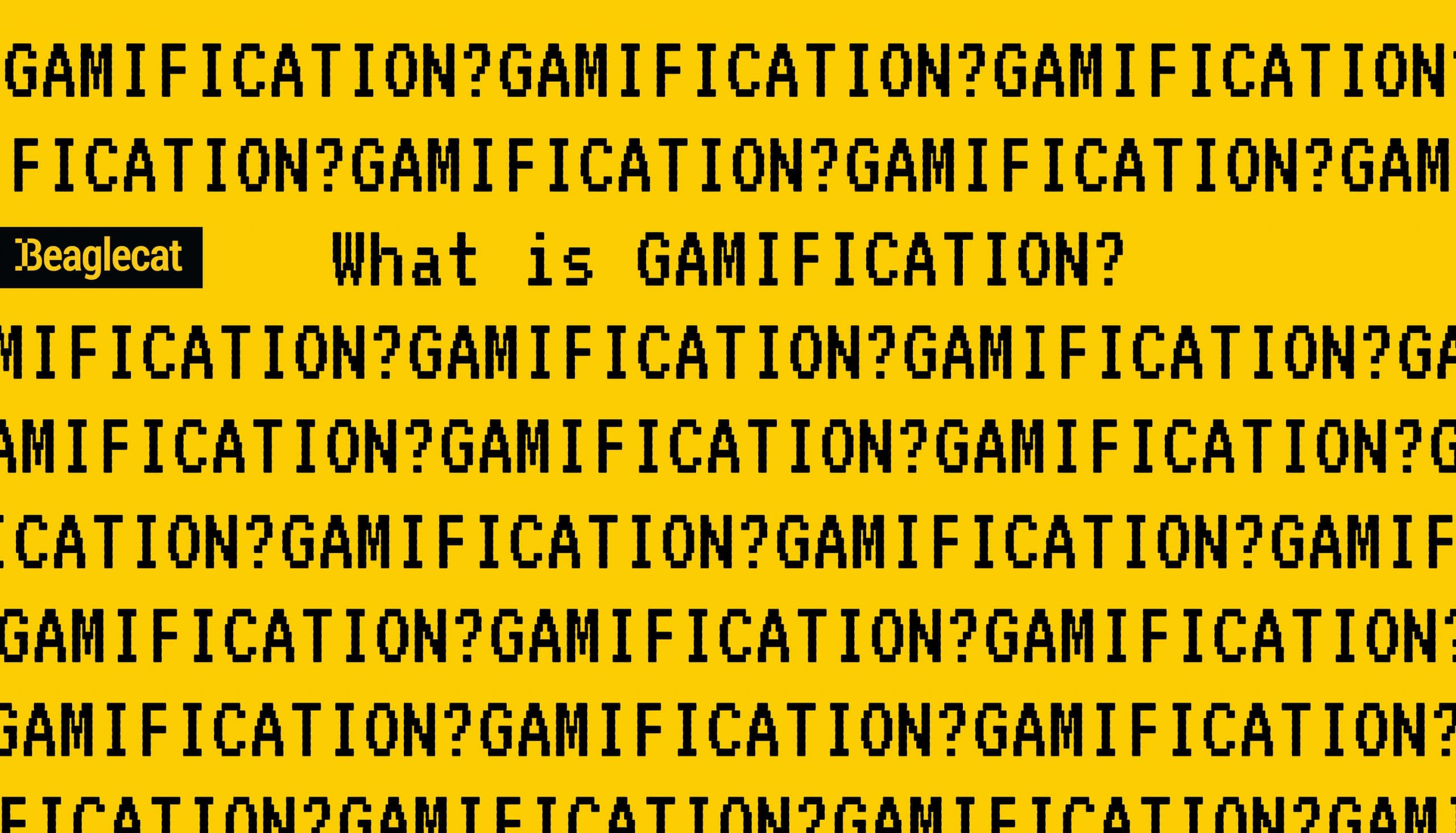 What is Gamification? An Introduction.