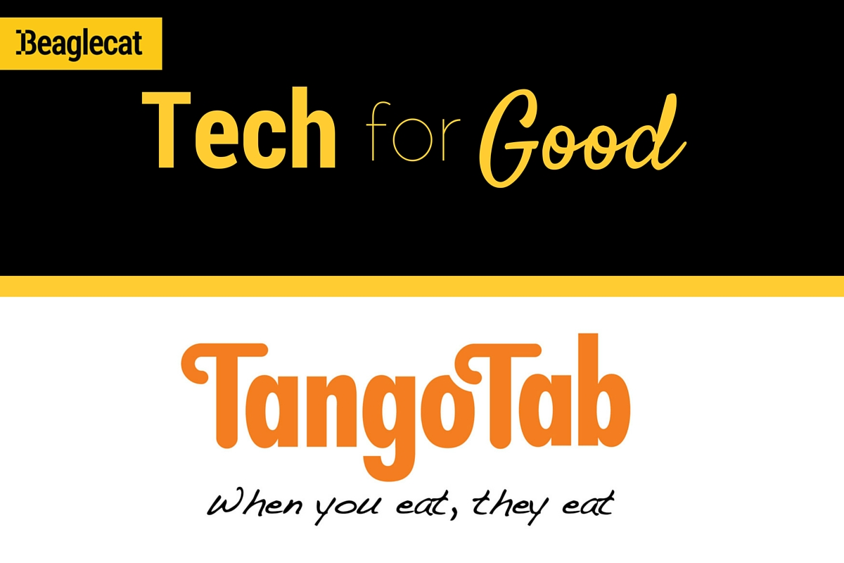 Tech for Good: When You Eat, They Eat (TangoTab Review)