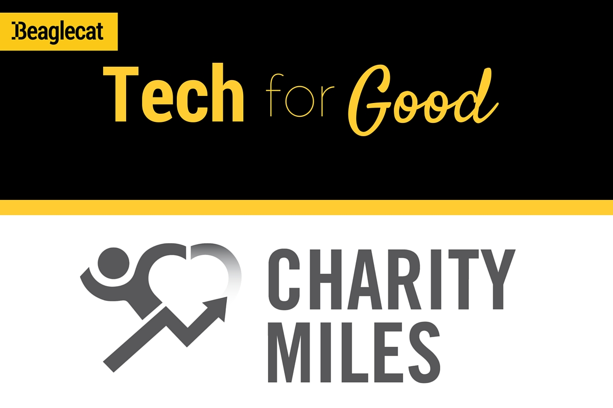 Tech for Good: Donate while Running (Charity Miles)