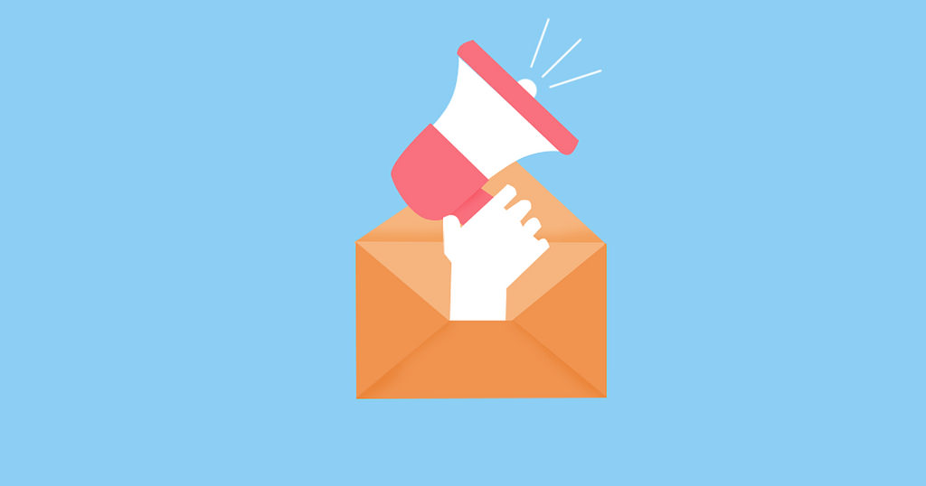 Leverage social media to hype your email marketing strategy