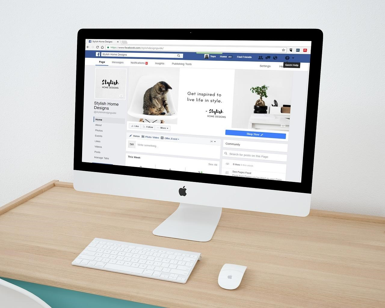 5 Facebook Content Marketing Strategies for Your eCommerce Website